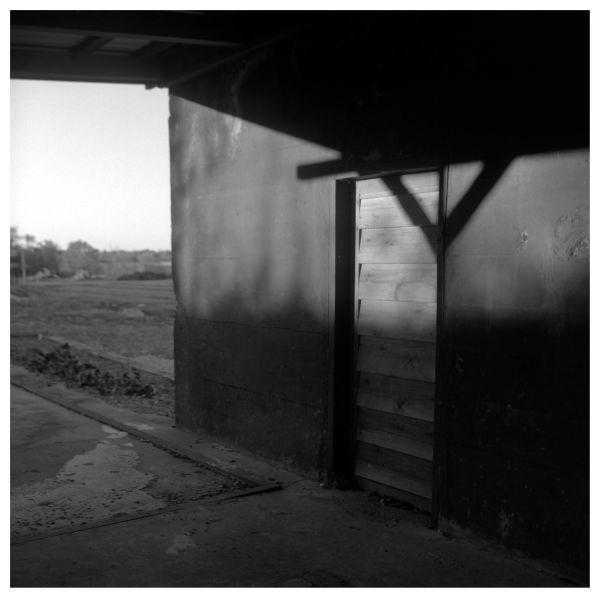 abandoned grain elevator - blackwater, missouri