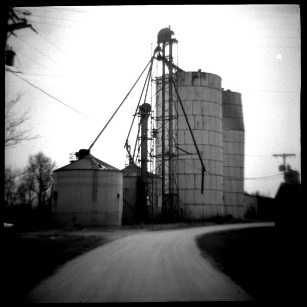 grain elevators in bucyrus, kansas
