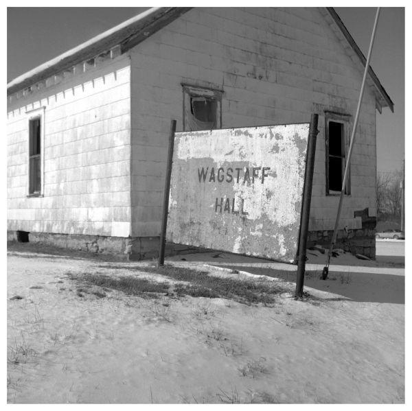 wagstaff hall - wagstaff, kansas - photo