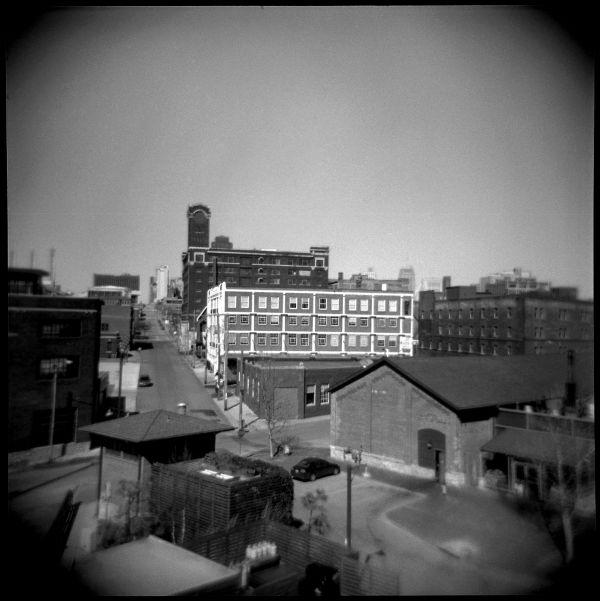 kansas city view - grant edwards photograph