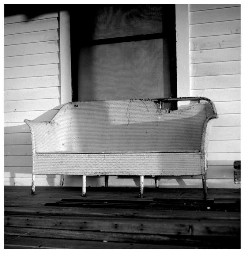 farmhouse porch - grant edwards photograph