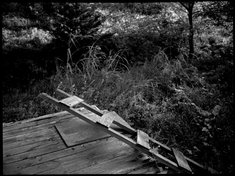 abandoned house - grant edwards photograph