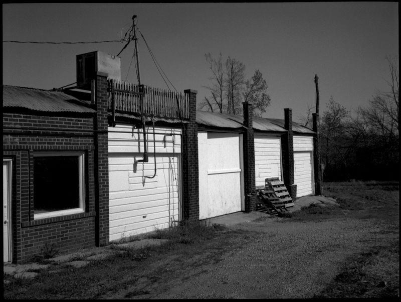 abandoned businesses - grant edwards photograph