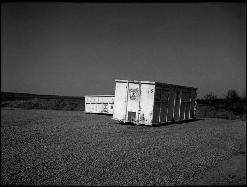 rural dumpsters - grant edwards photograph