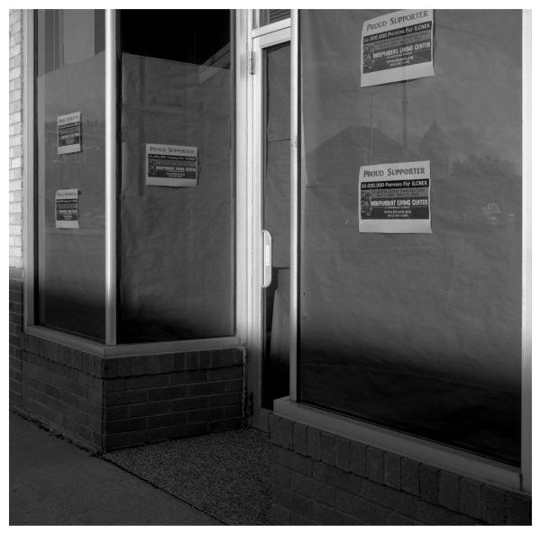 empty storefront - grant edwards photography