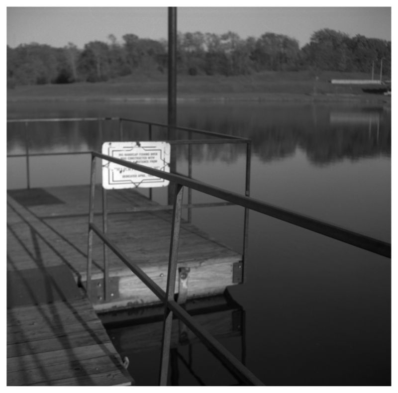 park fishing dock - grant edwards photography