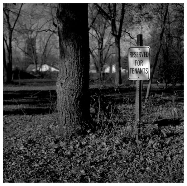 parking sign - grant edwards photography