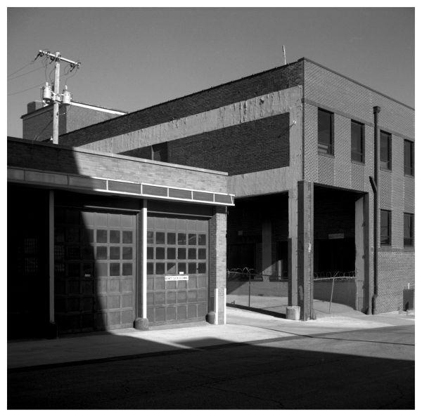 kcmo garage - grant edwards photography