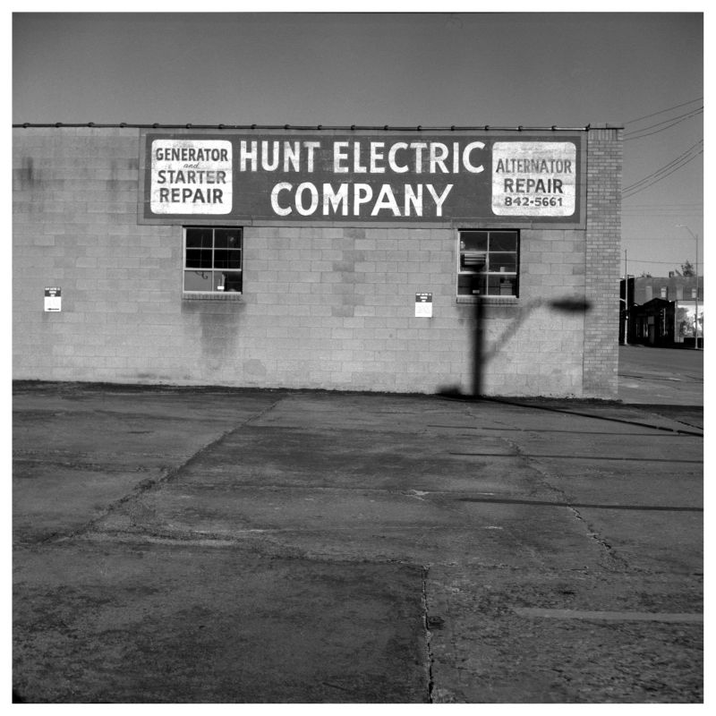 hunt electric co. - grant edwards photograph