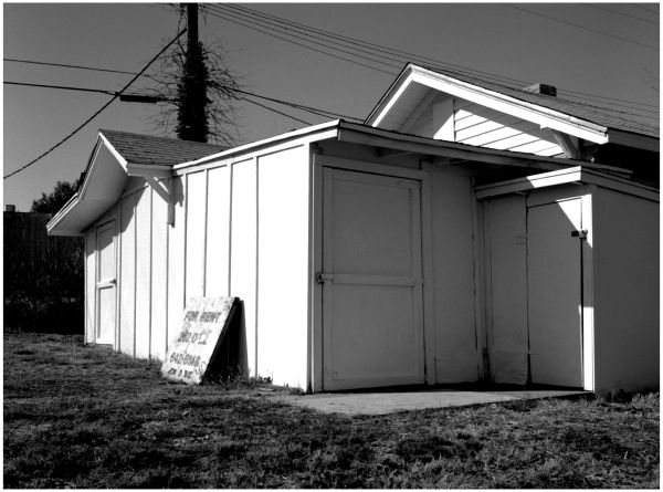 garage/shed - grant edwards photography