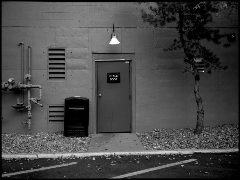 stage door - grant edwards photography
