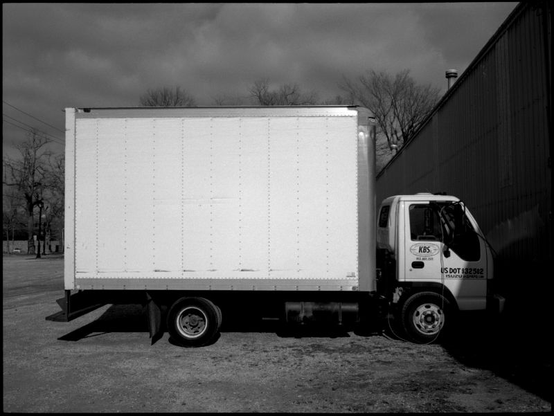 ksdot truck - grant edwards photography