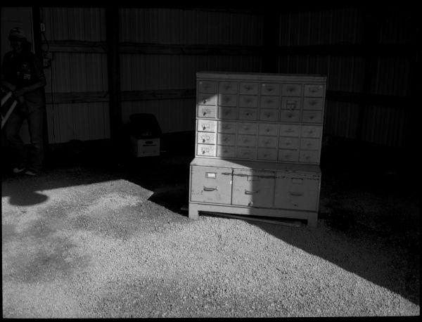 flea market cabinet - grant edwards photography