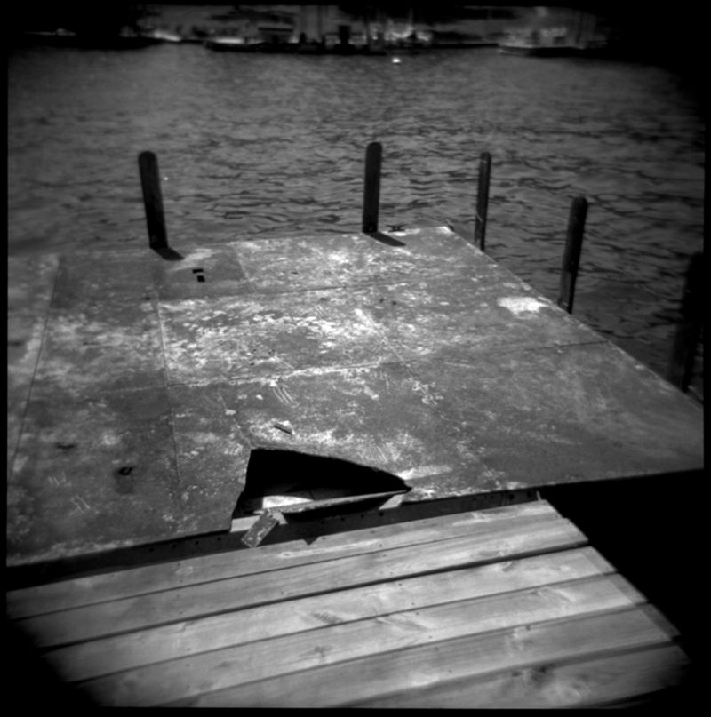 broken dock - grant edwards photography