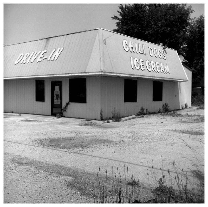 drive-in restaurant - grant edwards photography