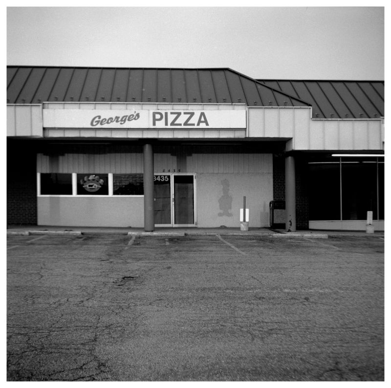 george's pizza - grant edwards photography
