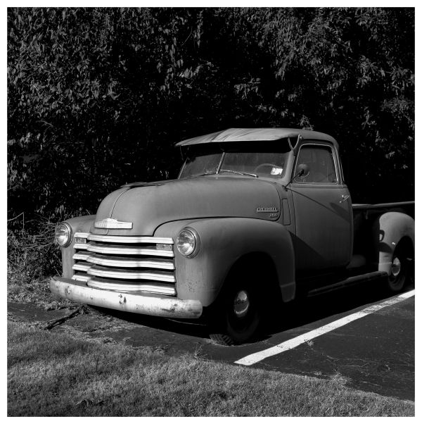 old chevy truck - grant edwards photography