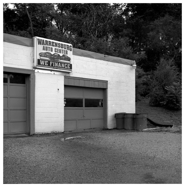 warrensburg auto center - grant edwards photograph