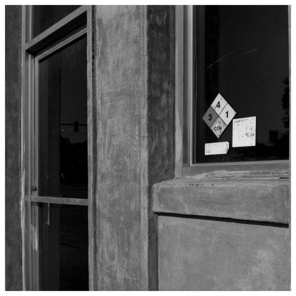 hazmat sign - grant edwards photography