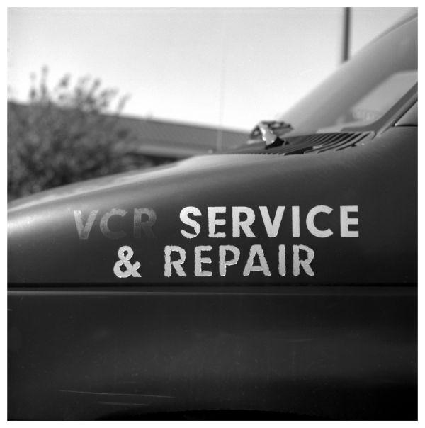 vcr repair van - grant edwaeds photography