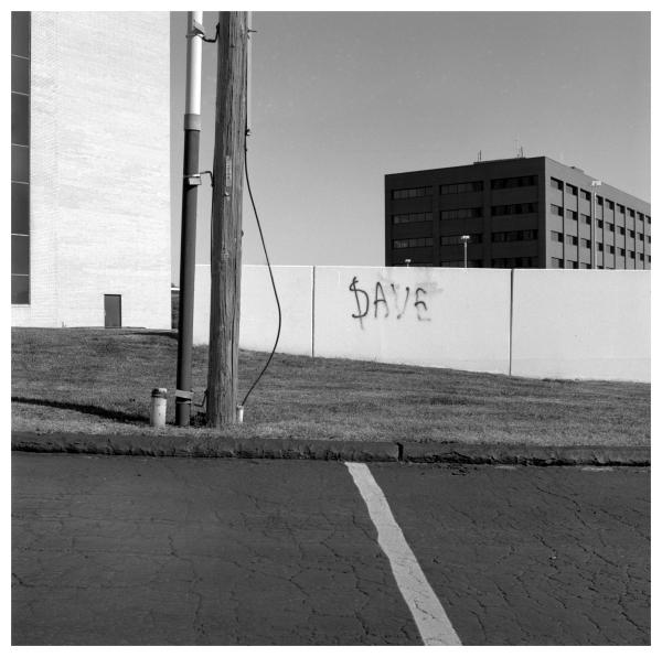 graffiti message - grant edwards photography