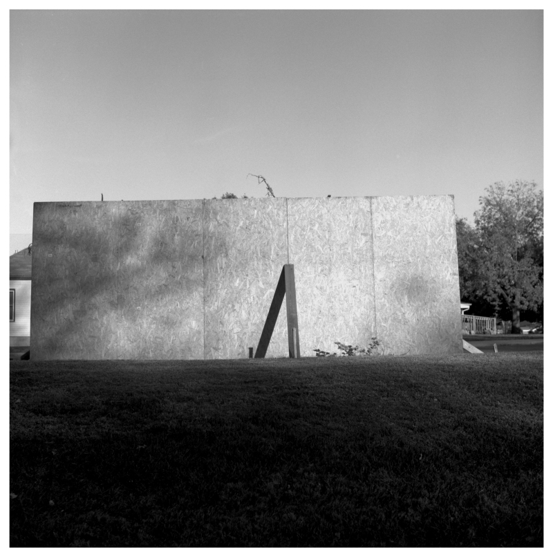 plywood wall - grant edwards photography