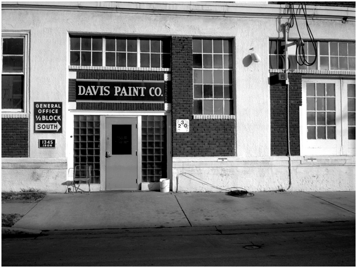 davis paint co - grant edwards photography