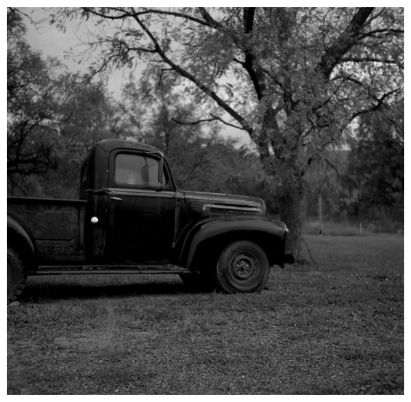 circle s ranch truck - grant edwards photography