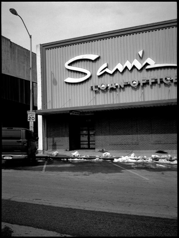 Sam's Loan Office - grant edwards photography