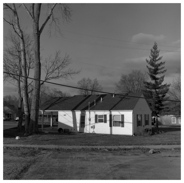 houses, parking-lot - grant edwards photography