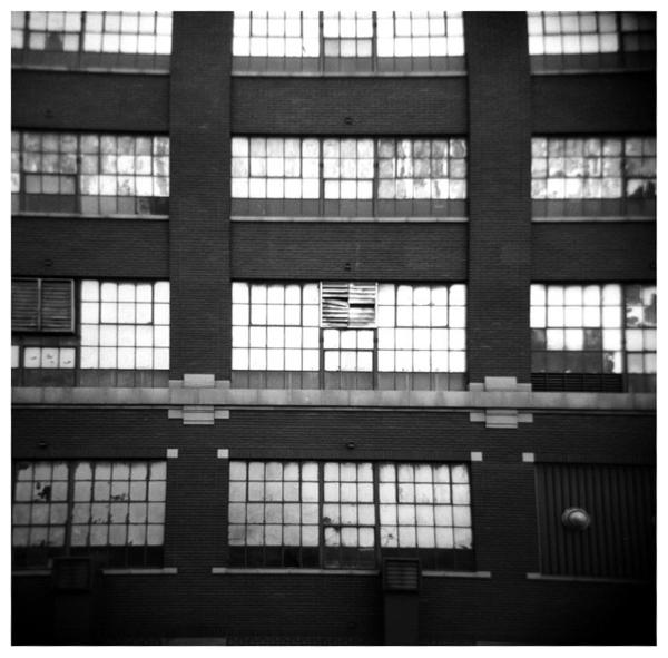 abandoned factory - grant edwards photo