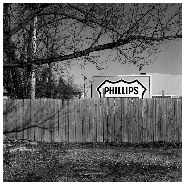 phillips 66 sign - grant edwards photography