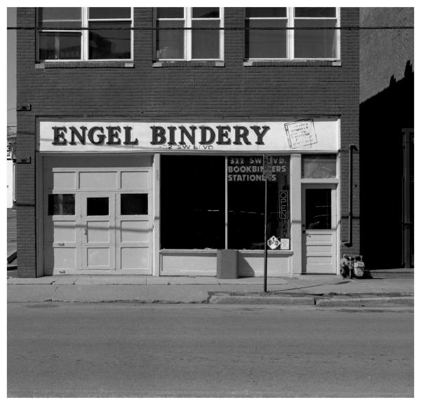 engel bindery - grant edwards photography