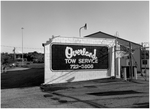 overland tow service - grant edwards photography