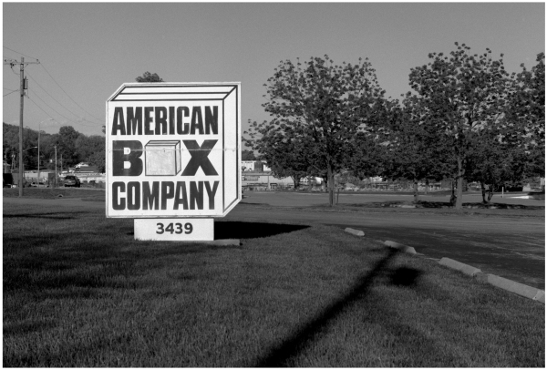 amer. box co. - grant edwards photography
