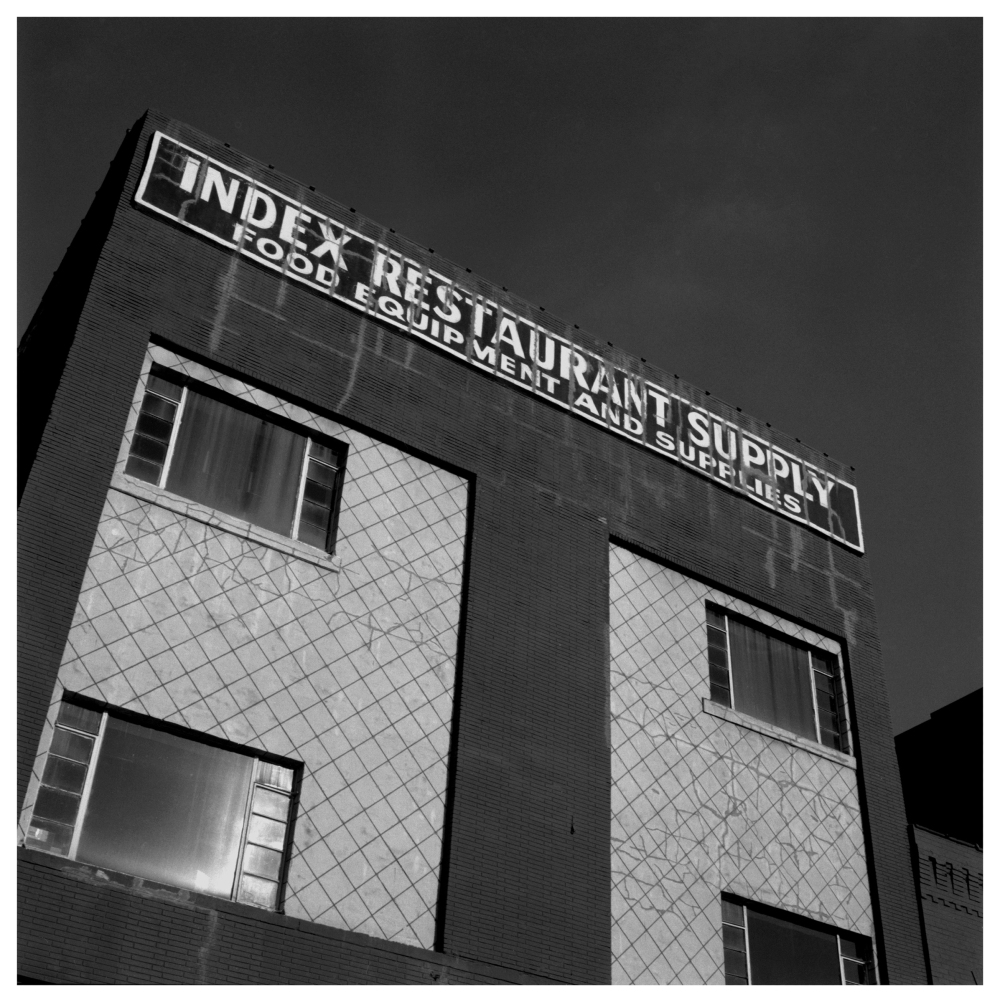 index restaurant supply - grant edwards photograph