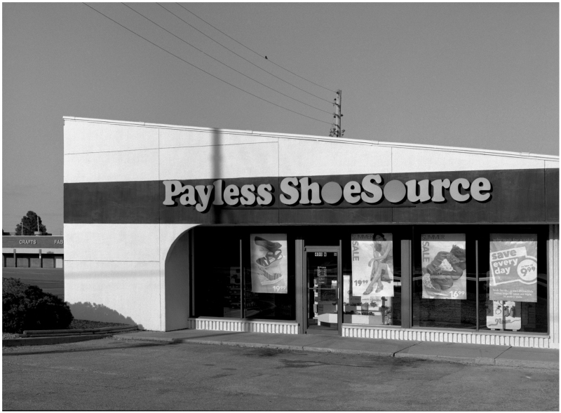 payless shoes - grant edwards photography
