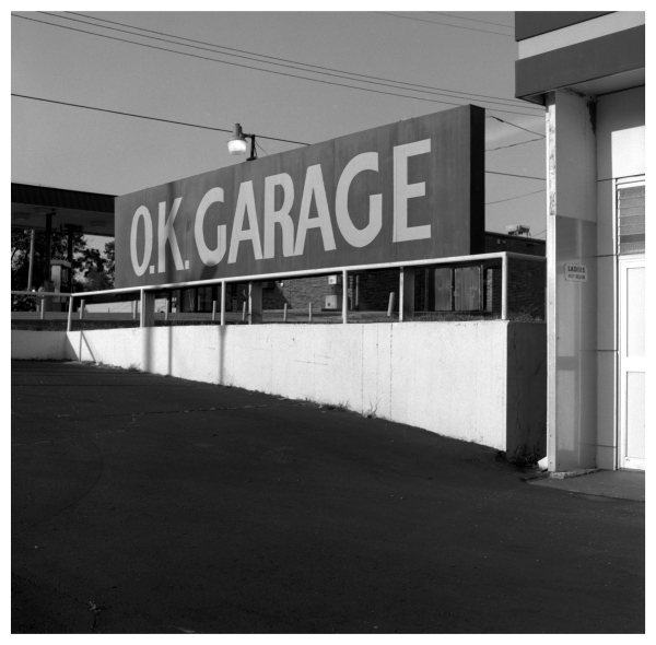 merriam garage - grant edwards photography