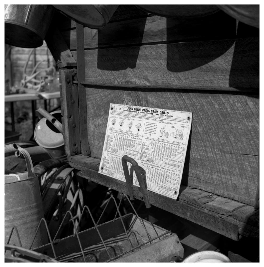 flea market - grant edwards photography