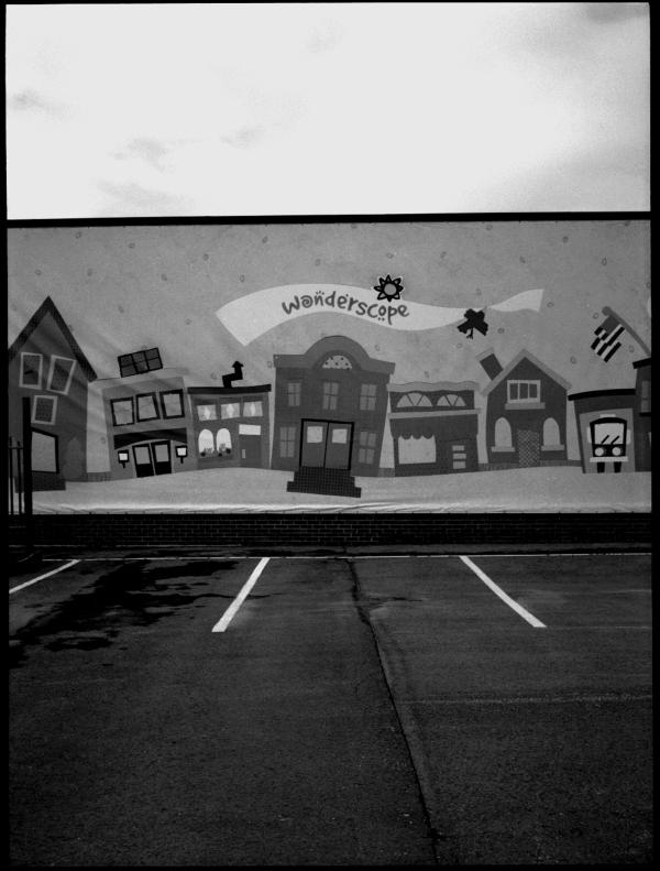 wonderscope parking - grant edwards photography
