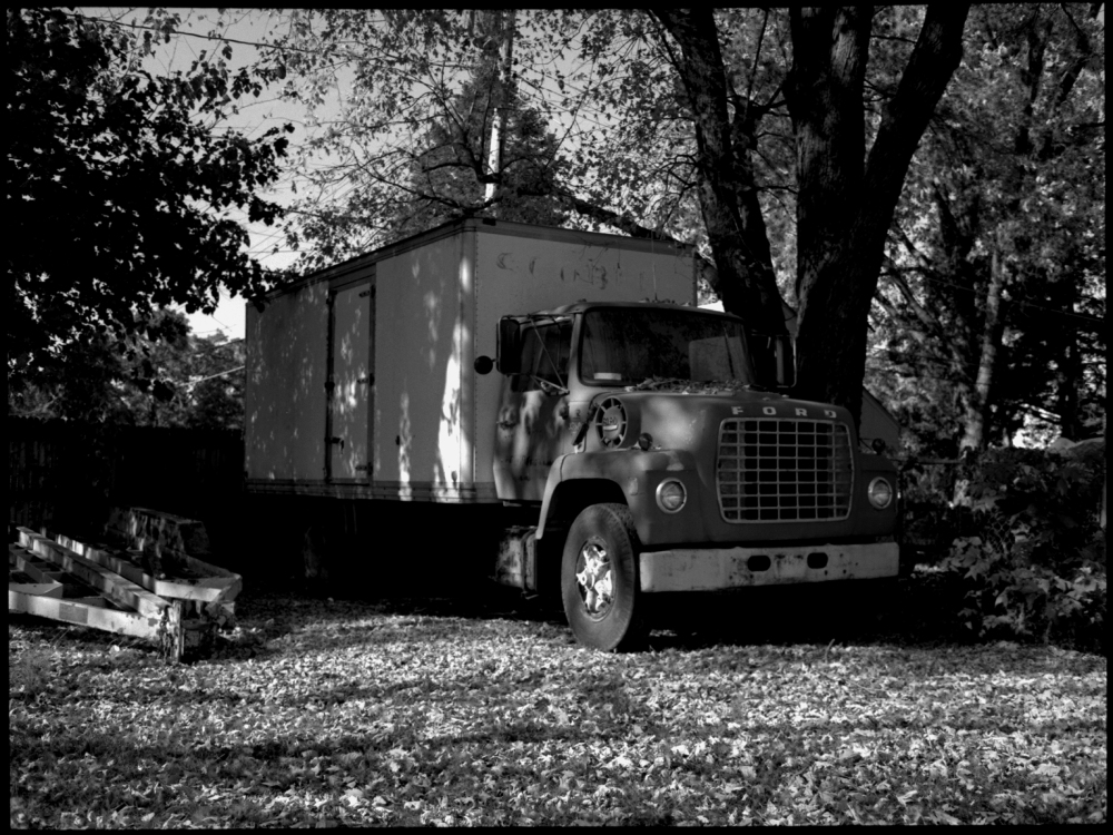 ford truck - grant edwards photography