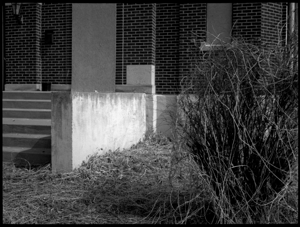 abandoned church - grant edwards photography