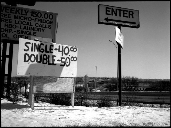 motel signs - grant edwards photography