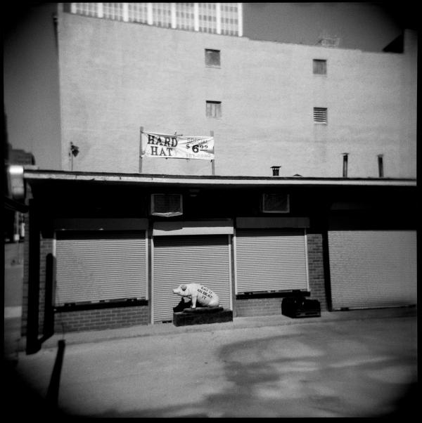 pig restaurant - grant edwards photography