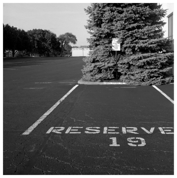 reserved parking - grant edwards photography