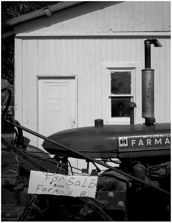 farmall b - grant edwards photography