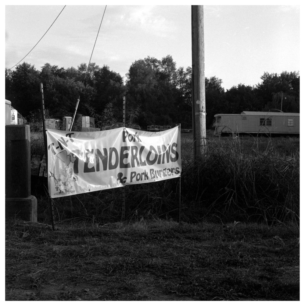 pork sign - grant edwards photography