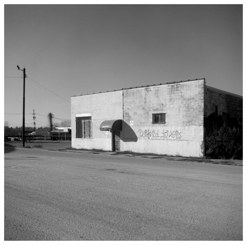 Lone building - grant edwards photography