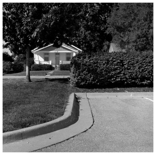 House & curb - grant edwards photography