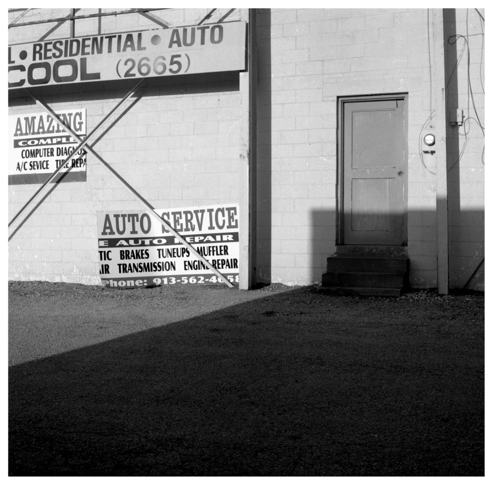 Auto repair signs - grant edwards photography